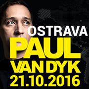 Paul Van Dyk v Ostravě!