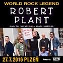 Robert Plant - hlas Zeppelinů v Plzni!