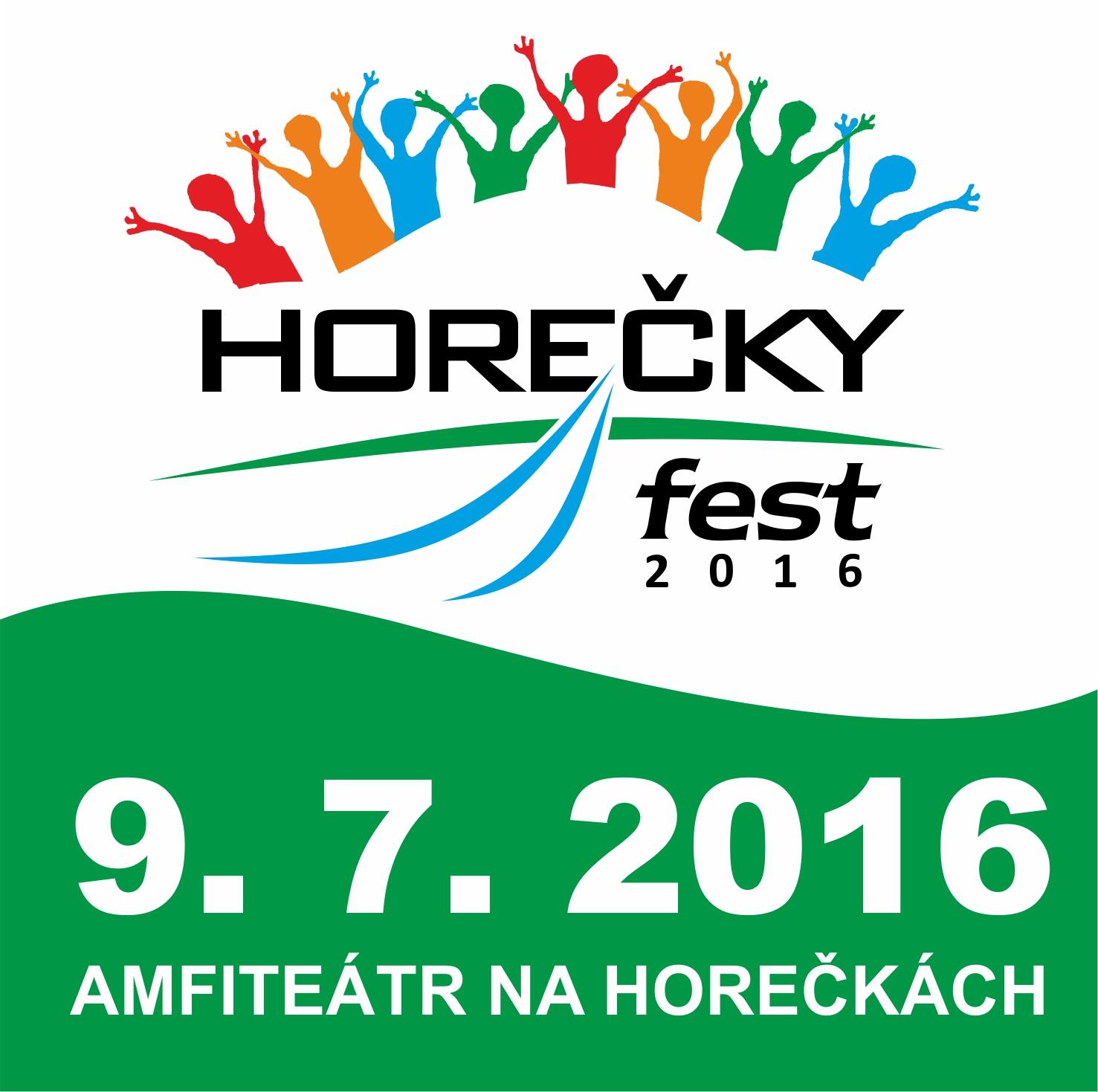 HorečkyFest - pohodový rodinný festival