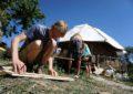 Intenzívní workshop přírodního stavitelství s Petrem Skořepou
