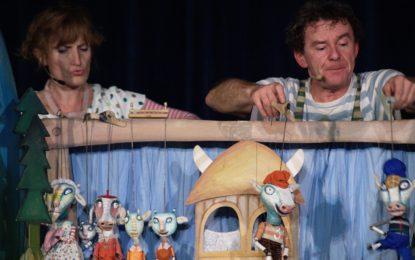 Divadlo loutek ruší prázdniny a zve malé i velké na Léto spimprlaty