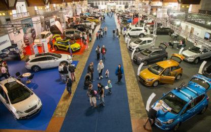 Svátek pro všechny fandy do motorismu, to je Autoshow Praha 2016!