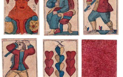 Karbaníci a sběratelé hracích karet se sjedou do Česka
