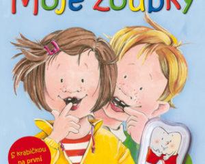 Dětská knížka Moje zoubky