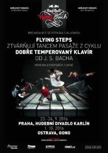RedBull FlyingBach 2016 plakat