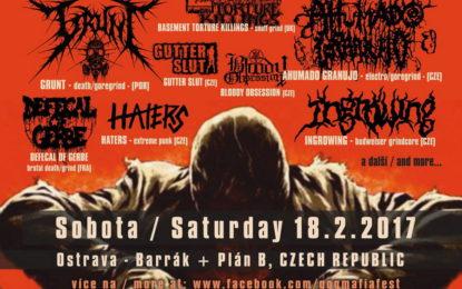 Na Guttural Gore Grind Mafia fest se vrátí německá gore´n ´rollová legenda Mucupurulent