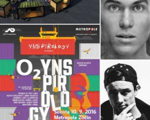 Inspirujte se od youtuberů, umělců, muzikantů na akci O2 Ynspirology CON