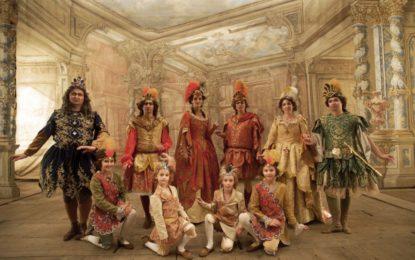 Uběhne 250 let od otevření Zámeckého divadla v Českém Krumlově