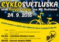 Nebe zahraje Cyklosvětluškám, které šlápnou do pedálů pro Mobilní hospic Ondrášek