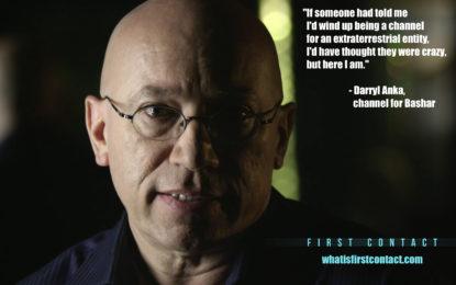 Médium pro mimozemšťany a trikový specialista Star Treku Darryl Anka přijede do Prahy na premiéru filmu First Contact