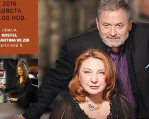 Zaposlouchejte se do Několika slov o duši na koncertě Dua Zikr