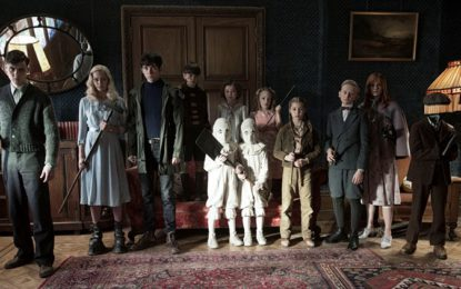 Kdo se bojí, nesmí navštívit Sirotčinec slečny Peregrinové pro podivné děti