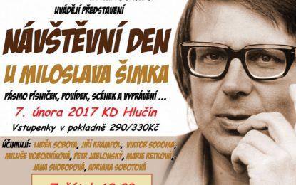 Divadlo Semafor poprvé v Hlučíně a bude se vzpomínat na Šimka