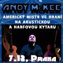 Koncert amerického kytarového mistra!