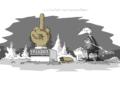 Marek Simon se stal již podruhé Karikaturistou roku