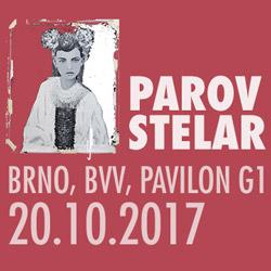 Parov Stelar v Brně!
