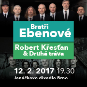 Ebeni s Křesťanem v Brně!