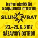Hudební festival na Sázavě!