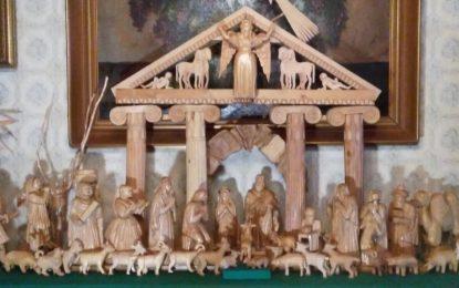 Jak to probíhalo tehdy v Betlému? Živý i vyřezávaný Betlém Babky Miládky na vás čeká v Akordu