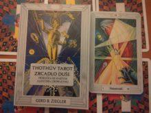 Recenze Thothova tarotu: I obyčejný tarot lze navléci na jednoduchou psychologii