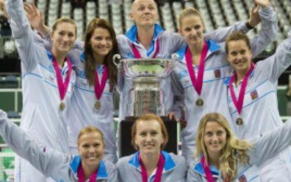 Fed Cup 2017 – Česká republika vs. Španělsko