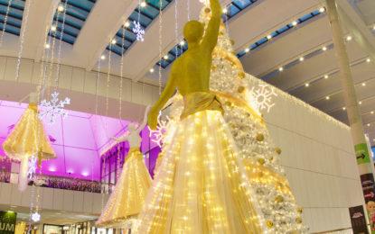 Adventní čas ve Foru Nová Karolina startuje tento pátek vánočními trhy a koncerty
