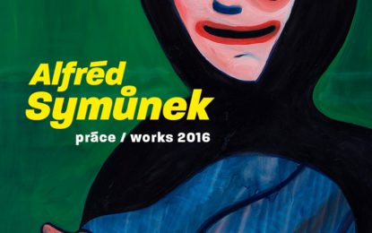 PRÁCE / WORKS 2016 ALFRÉD SYMŮNEK