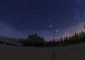 Víte, které hvězdy budou o Vánocích na nebi ty nejkrásnější? Přijďte to zjistit do Planetária
