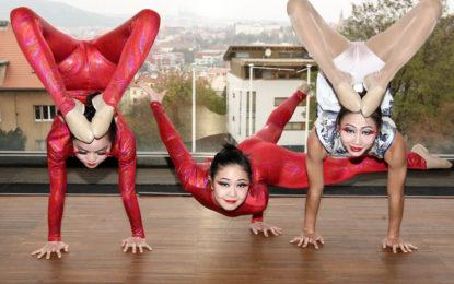 Akrobati přivezou umění starobylé Číny do Česka už po páté