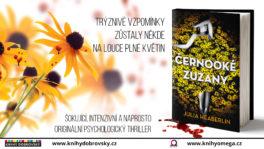 Černooké Zuzany: strhující napínavý thriller, který se možná stane knihou roku!