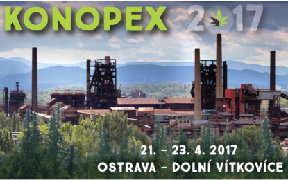 Vejděte do světa konopného ráje a objevte sílu veletrhu Konopex Ostrava 2017