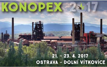 Konopex Ostrava 2017