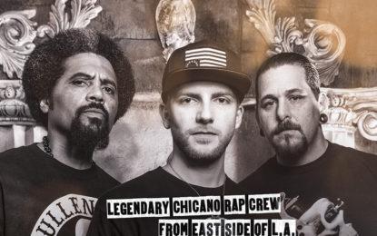 Hip-hopová partička Delinquent Habits z Ameriky rozpumpuje Prahu, Brno a Šumperk