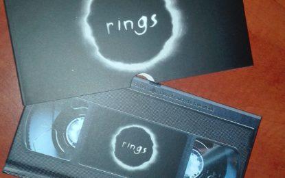 Soutěž o 5x zápisníků ve tvaru videokazety k hororu Kruhy
