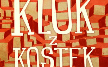 Bestseller z veletrhů: Román Kluk z kostek rozkrývá vztah otce a jeho autistického syna