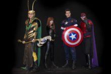 Sraz superhrdinů: Dva dny můžete potkávat cosplayery v olomoucké Šantovce