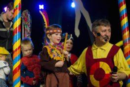 Proměňte se v pohádkové bytosti a přijďte na Velký pohádkový karneval