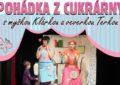 Cukrárnička jako malovaná, myška Klárka a veverka Terka naučí děti zdravě mlsat