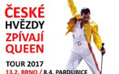 České hvězdy zpívají Queen