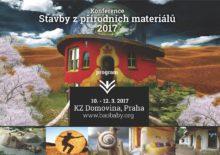 Kdo chce stavět přírodně, nechť se dostaví na konferenci Stavby z přírodních materiálů