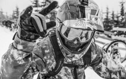 Chinese Downhill: Je libo bikový masakr na sněhu?