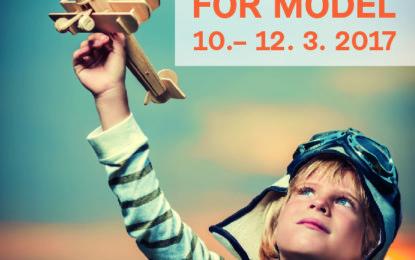 Prodejní výstava For Model: Přijďte si hrát nebo rozšířit svou sbírku modelů