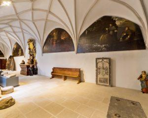 Tip pro výletníky: Středověké kláštery v Českém Krumlově jsou zdrojem poučení i zábavy
