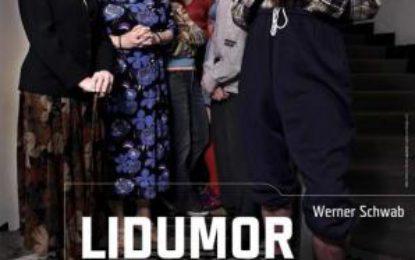 Soutěž o vstupenky na představení Lidumor, aneb má játra beze smyslu