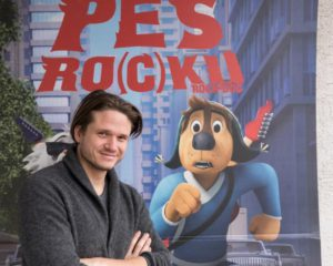 Čeští muzikanti nadabovali animovanou komedii Pes Ro©ku