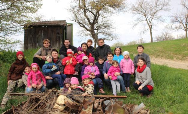 Dopřejte velký jarní úklid celému Česku, ať se nám tady dobře žije