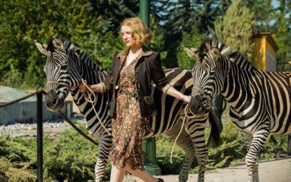 Úkryt v zoo: Film podle skutečné události se natáčel z velké části v Česku