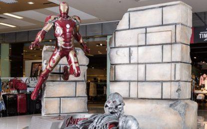 OC Forum Nová Karolina bude v obležení Avengers superhrdinů