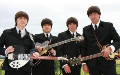 Soutěž o vstupenky na koncert The Backwards – Beatles revival