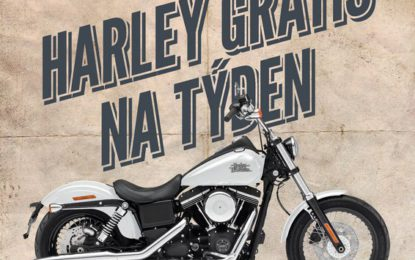 Prague Harley Days 2017